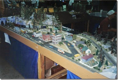 01 LK&R Layout at the 1994 NMRA Convention