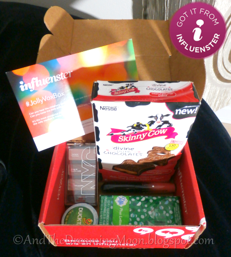 Influenster Jolly VoxBox