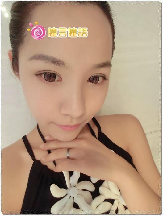 日本ROYAL VISION隱形眼鏡-Summer Doll灰4