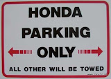 Honda only