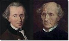 Kant e Stuart Mill