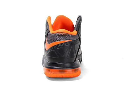 nike air max ambassador 5 gr black grey orange 1 03 Nike Drops Matching Lava Colorway for Air Max Ambassador V