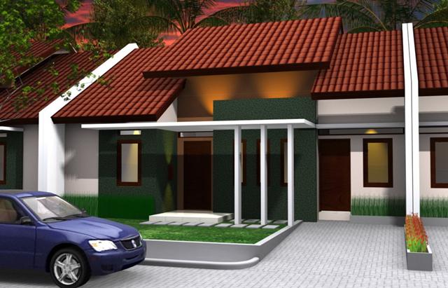 rumah minimalis tipe 70 2014