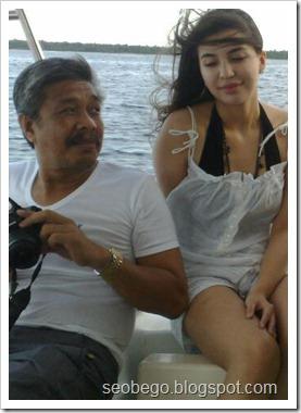 Foto Hot Manohara Gubernur Sulteng Terbaru 2012
