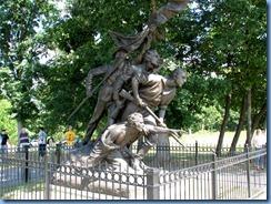 2547 Pennsylvania - Gettysburg, PA - Gettysburg National Military Park Auto Tour - Stop 4 North Carolina Memorial