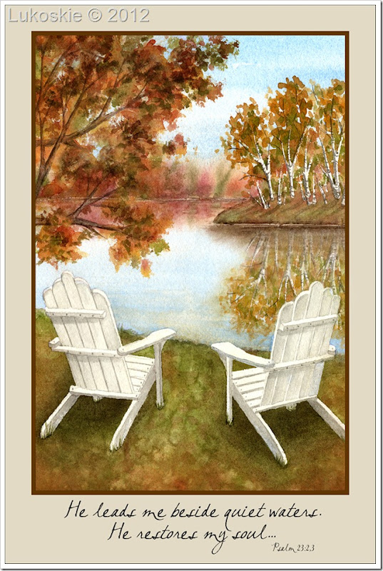 Fall adirondack chairs for blog