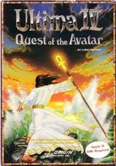 Capa original de Ultima IV