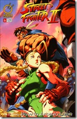 P00005 - Street Fighter II No.20 -