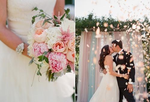 Semplicemente Perfetto Pink Wedding 01