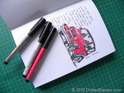 DottedSquare.com journal