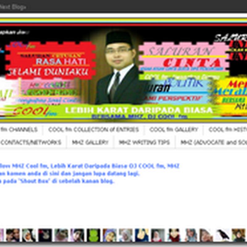 Blog Pilihan ..