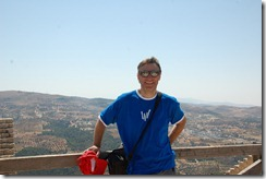 Oporrak 2011 - Jordania ,-  Ajlun, 19 de Septiembre  29
