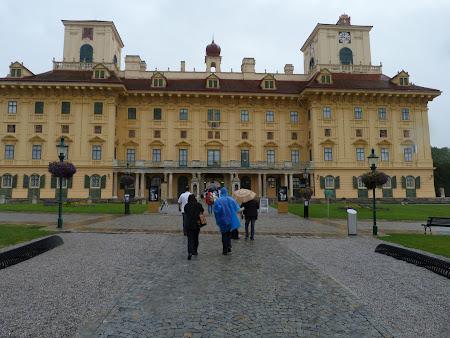 Monumente Austria: Burgenland palatul Eszterhazi