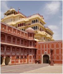 قصر الرياح في الهند