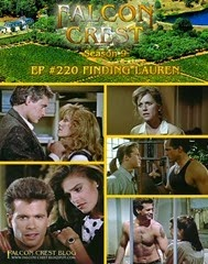 Falcon Crest_#220_Finding Lauren