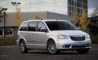 2012 Chrysler Town & Country