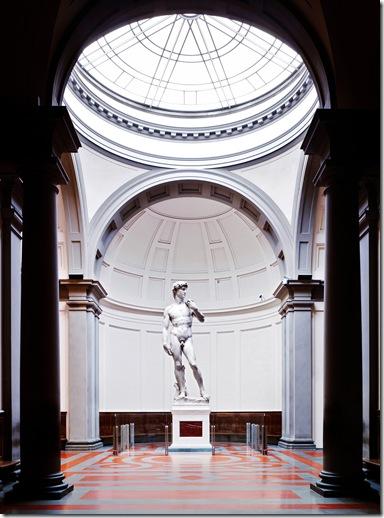 Candida Höfer - IX_Accademia_Firenze_I_2008