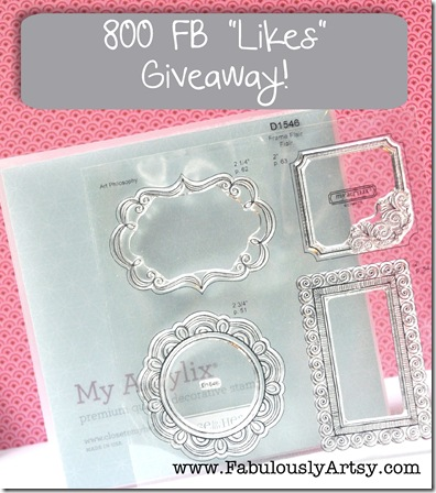 FB april giveaway