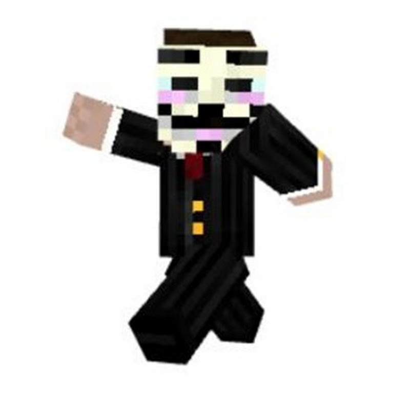 Minecraft 1.2.5 - Anonymous skins