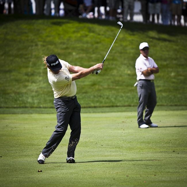 Miguel Angel Jimenez at 2011 US Open-3