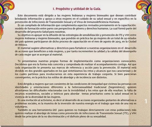 Guia Salud Para Nos. 01
