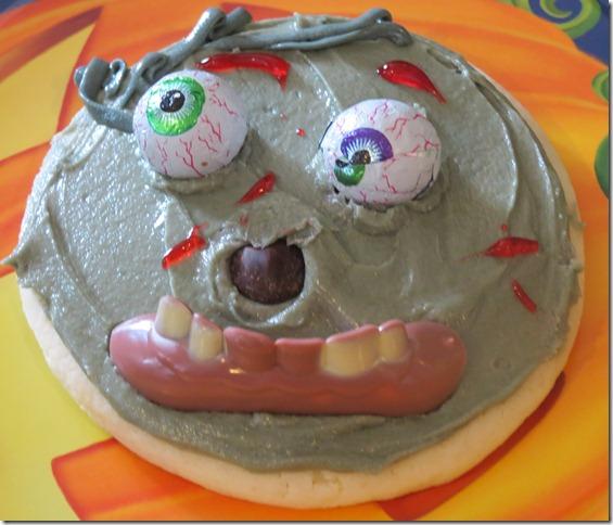 Brenton's zombie cookie
