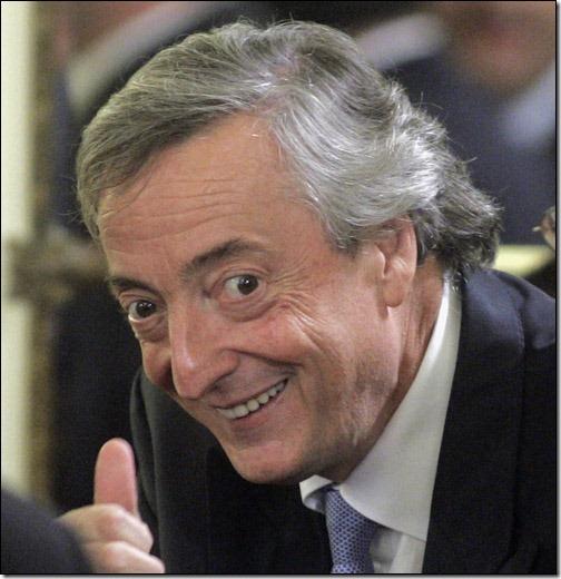 ARGENTINA-PRESIDENT/