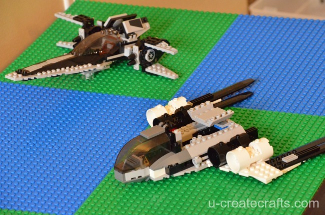 lego jets