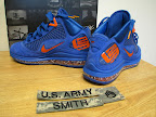 nike air max lebron 7 pe hardwood royal 4 02 Yet Another Hardwood Classic / New York Knicks Nike LeBron VII