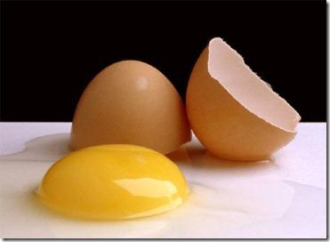Tratamientos para el Cabello con Huevo