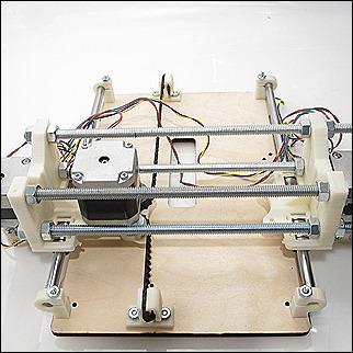 PrintrBot assembly 1