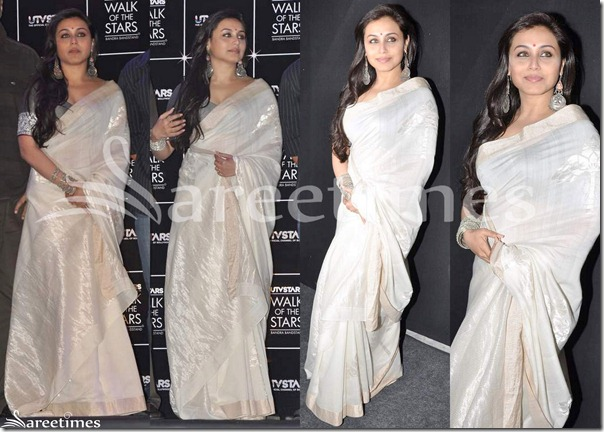 Rani_Mukherjee_Off_White_Saree