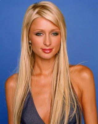 Top Paris Hilton Blonde Hairstyles