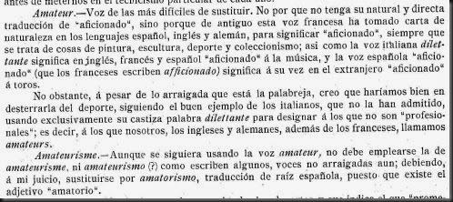 LOS DEPORTES 1902 Terminos deportivos Masferrer
