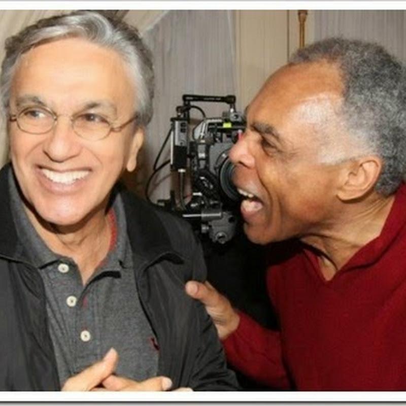 Gilberto Gil e Caetano Veloso di nuovo in Italia a maggio!!