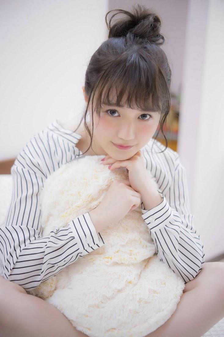 [YS Web] 2018-07-04 Vol.809 Yuka Ozaki 尾崎由香 「ほ?くは たた? きみと」3rd week ys-web 09020