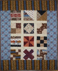 12 Days Christmas quilted