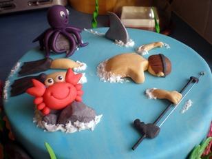 Cake - Spear Fishing 06
