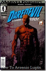 P00001 - Marvel Knights - Daredevil #32