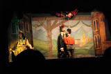 A marionette production of Don Giovanni (it wasn't very good)