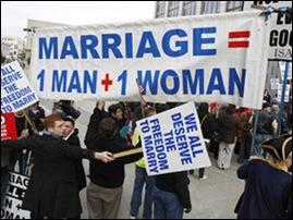 protesto casamento gay Austrália