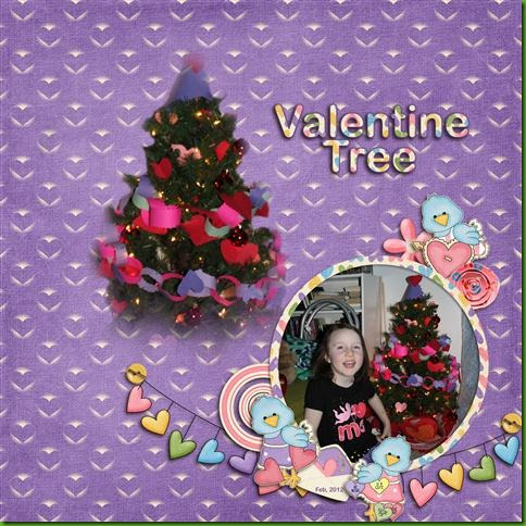 Valenting Tree (Small)