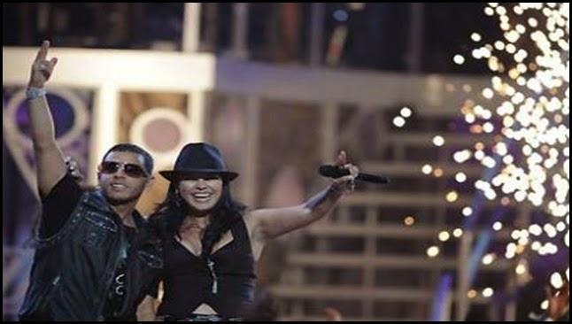 Olga Tañon y Tito el Bambino - En la disco