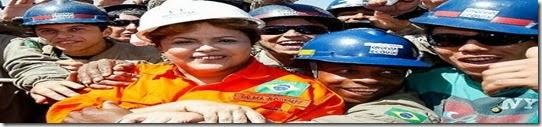 Dilma emobras