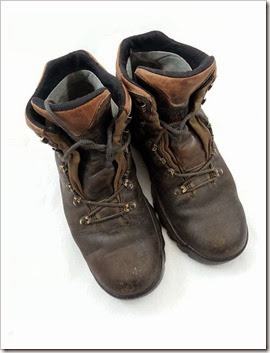 Hiking Boots (Medium)