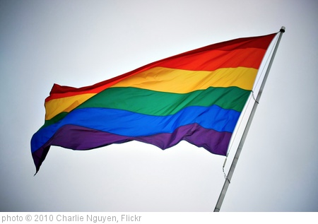 'Rainbow Pride' photo (c) 2010, Charlie Nguyen - license: http://creativecommons.org/licenses/by/2.0/