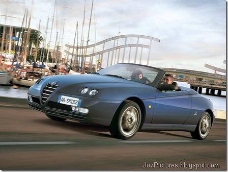 Alfa Romeo Spider2