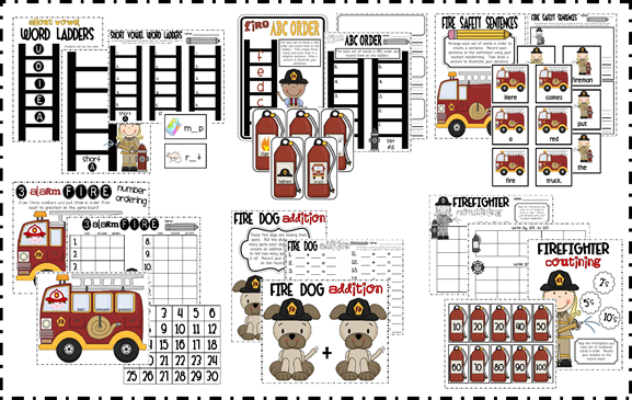 Kindergarten Fire Safety Worksheets coloring pages fire engine – Kindergarten Fire Safety Worksheets