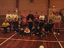 Jogos dos pais - Escolinha de futsal