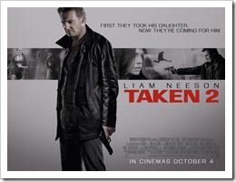 14 Taken 2 Movie Poster